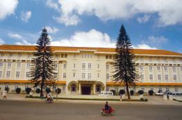 Отель Novotel Dalat