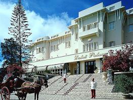 Отель Sofitel Dalat Palace