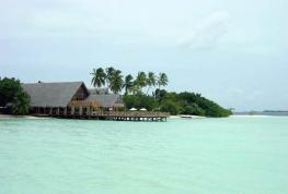 Отель COCOA ISLAND