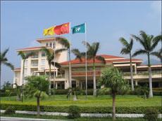 Отель Resort Golden Palm