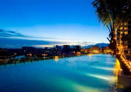 Отель Eadry Resort Sanya