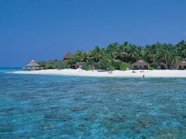 Отель Athuruga Island Resort