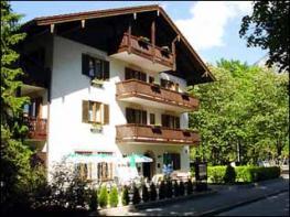 Отель Святой Георг - St. George - Bad Reichenhall