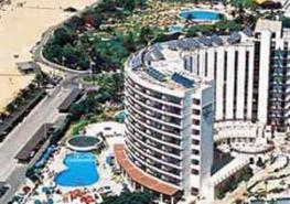 Отель Vila Gale Ampalius