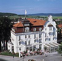 Отель Ramada-Treff Hotel Bad Wildungen - Рамада Трефф