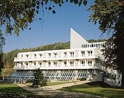 Отель Maritim Parkhote - Маритим Паркотель