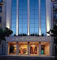 Отель Almirante