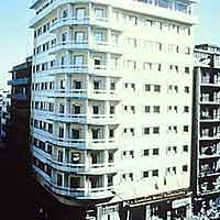 Отель Embaixador