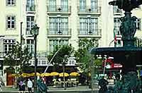 Отель Metropole Lisboa