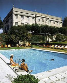 Отель Tivoli Palacio de Seteais