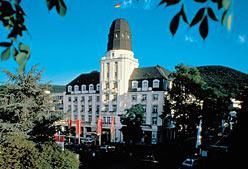 Отель Steigenberger Hotel Bad Neuenahr -  Штайгенбергер Отель Бад Ноенар