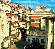 Отель Bad Hotel Zum Hirsch - Бад Отель Цум Хирш