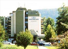 Отель Queens Baden-Baden - Куинс Баден-Баден