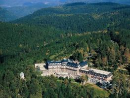 Отель Schlosshotel Buhlerhohe