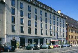 Отель Drei Mohren
