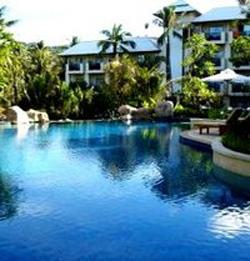 Отель Horizon Karon Beach Resort & Spa