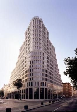 Отель HOTEL CONCORDE BERLIN
