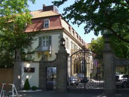 Отель SCHLOSSHOTEL IM GRUNEWALD