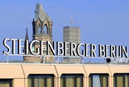 Отель STEIGENBERGER HOTEL BERLIN