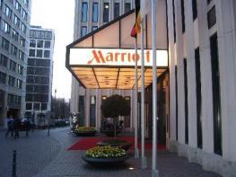 Отель BERLIN MARRIOTT HOTEL