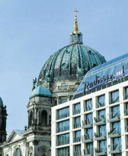 Отель Radisson SAS Hotel Berlin