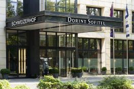 Отель Dorint Sofitel Schweizerhof