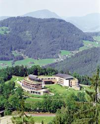 Отель Intercontinental Resort Berchtesgaden