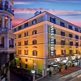 Отель BEST WESTERN MONDIAL