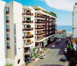 Отель Croisette Beach
