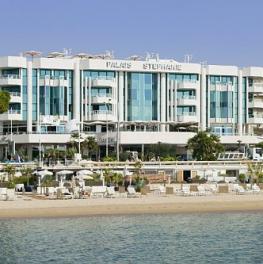 Отель Sofitel Palais Stephanie