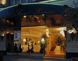 Отель Best Western Etoile St. Honore