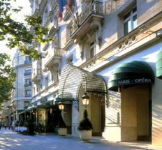Отель Millennium Opera