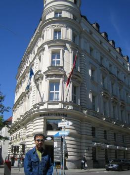 Отель MANDARIN ORIENTAL MUNICH