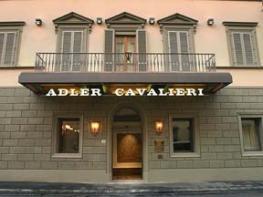 Отель Adler Cavalieri