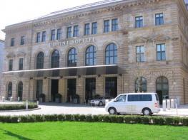 Отель DORINT SOFITEL BAYERPOST MUNICH