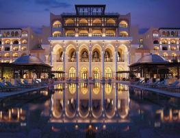Отель Shangri-La Hotel Qaryat Al Beri Abu Dhabi