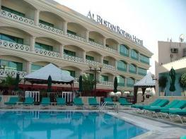 Отель Al Bustan Rotana Hotel Dubai