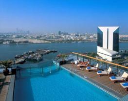 Отель HILTON DUBAI CREEK