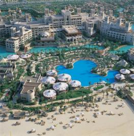 Отель Madinat Jumeirah - Al Qasr