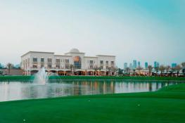 Отель The Montgomerie Dubai