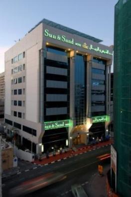 Отель Sun & Sand