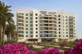 Отель Somerset Jadaf