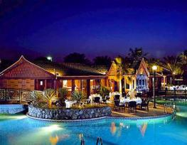 Отель Dubai Marine Beach Resort