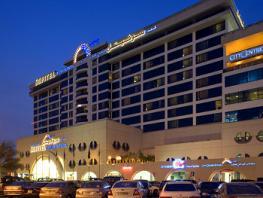 Отель Sofitel City Centre Hotel and Residence Dubai