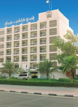 Отель Ajman Beach
