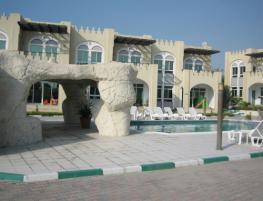 Отель Caravan Resort Ajman