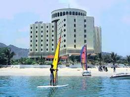 Отель Oceanic