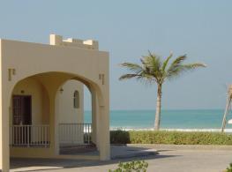 Отель Umm Al Quwain Beach