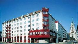 Отель Tryp Hotel Munich