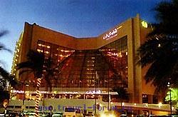 Отель Sharjah Continental Resort